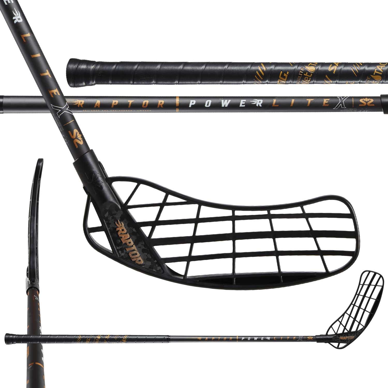 Salming Raptor Powerlite X 111 (100) cm, Levá