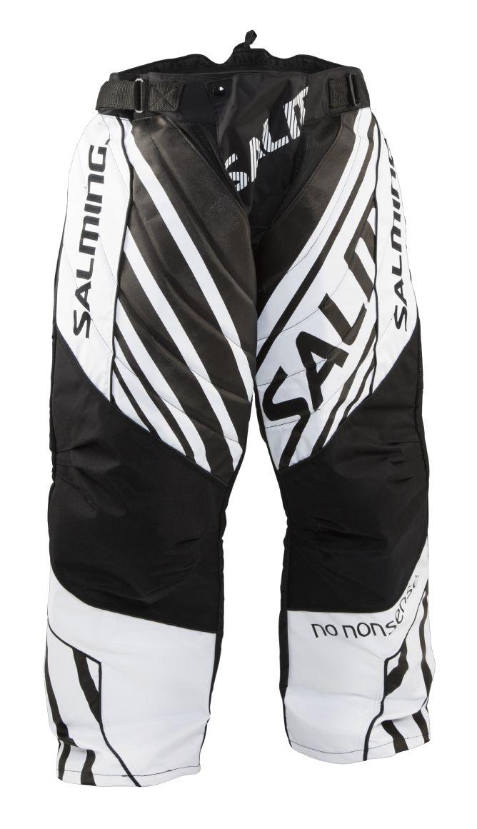 Salming Phoenix Goalie Pant SR Black/White M