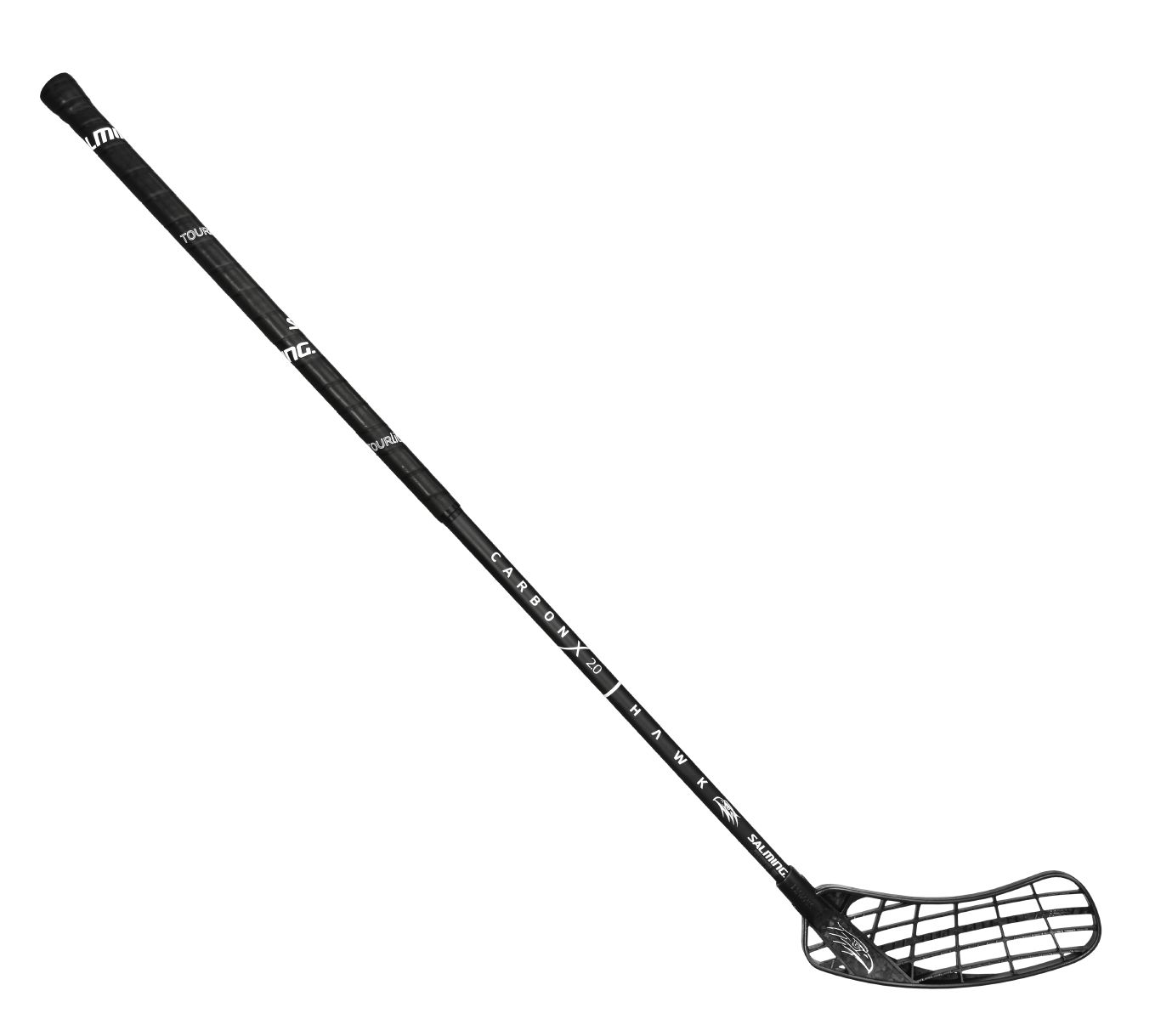 Salming Hawk CarbonX 2.0 114 (103) cm, Levá