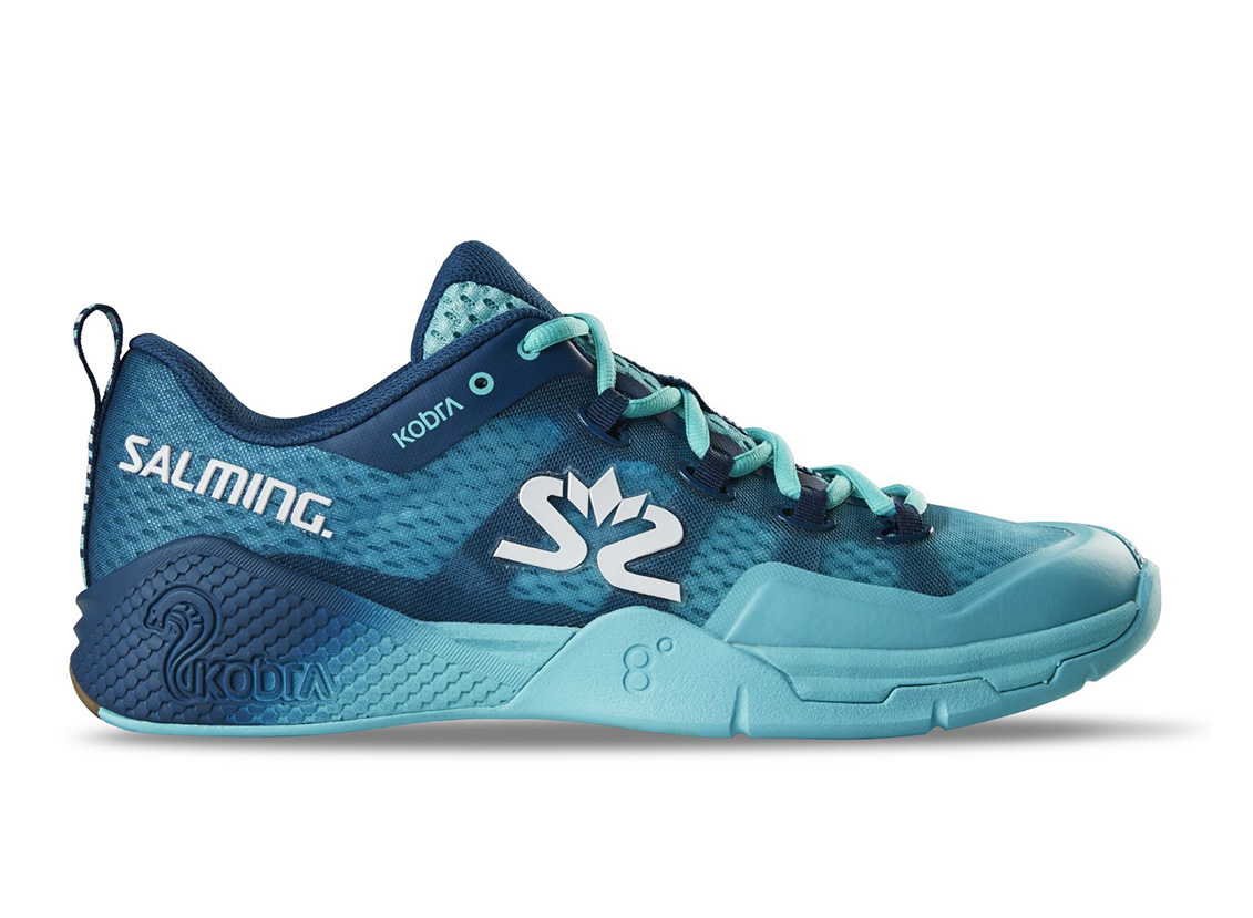 Salming Kobra 2 Shoe Men Navy/Blue 11,5 UK - 47 1/3 EUR - 30,5 cm