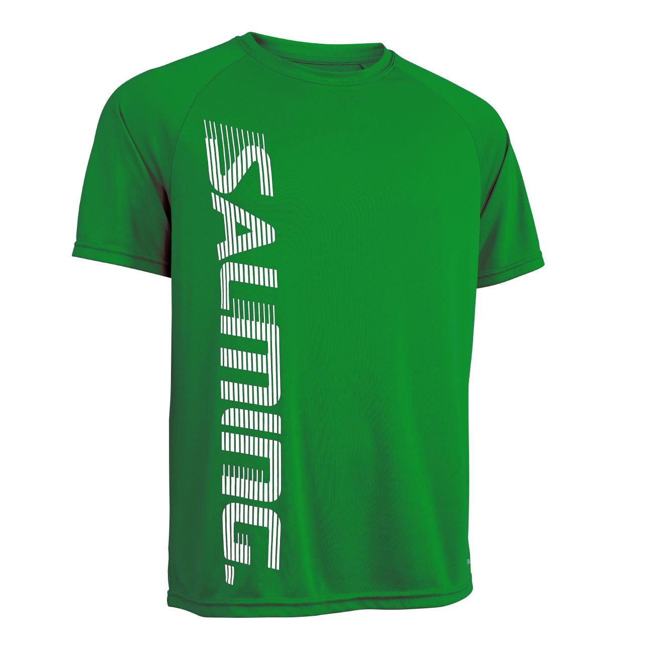 Salming Training Tee 2.0 Zelená, 140