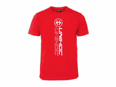 Unihoc T-shirt Player Red   140
