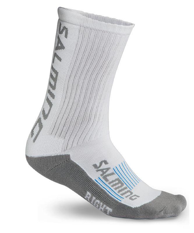 Salming Advanced Indoor Sock Bílá, 46-49
