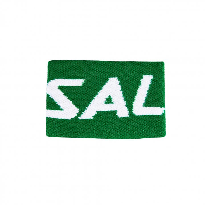 Salming Team Wristband Mid Green