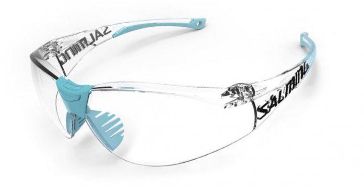Salming Split Vision Eyewear JR Light Blue