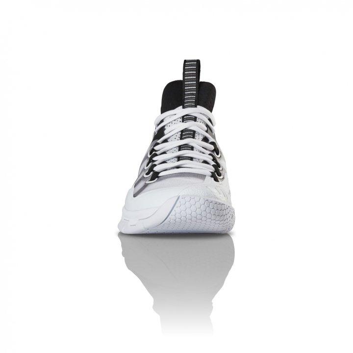 Salming Kobra Mid 2 Shoe Men White/Black 9,5 UK - 44 2/3 EUR - 28,5 cm