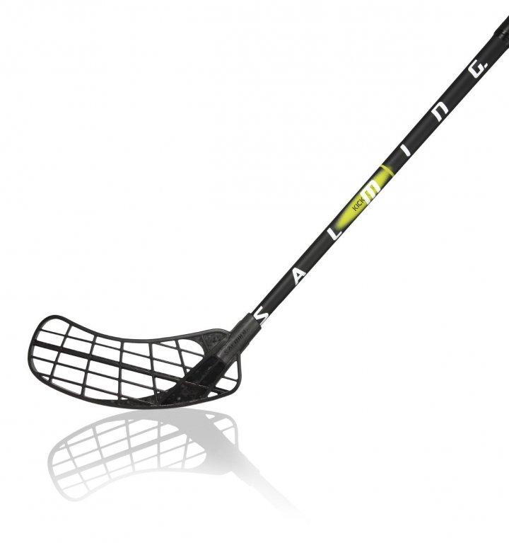 Salming Hawk PowerLite Oval KickZone 27 107 (96) cm, Levá