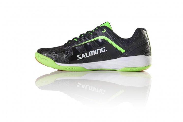 Salming Adder Men Black/Green  43 1/3