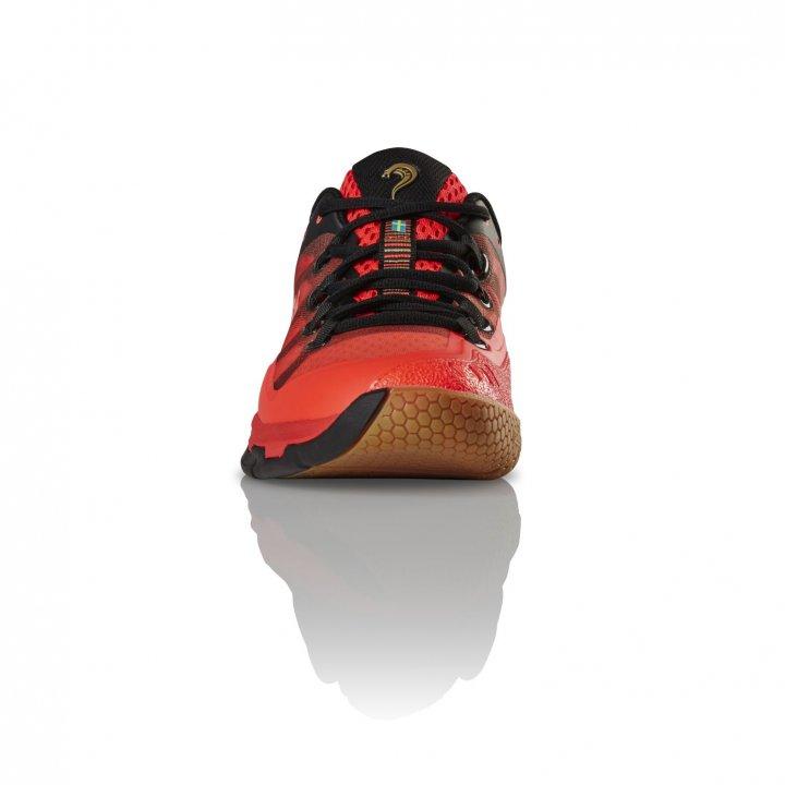 Salming Kobra 2 Shoe Men Red/Black 6,5 UK - 40 2/3 EUR - 25,5 cm