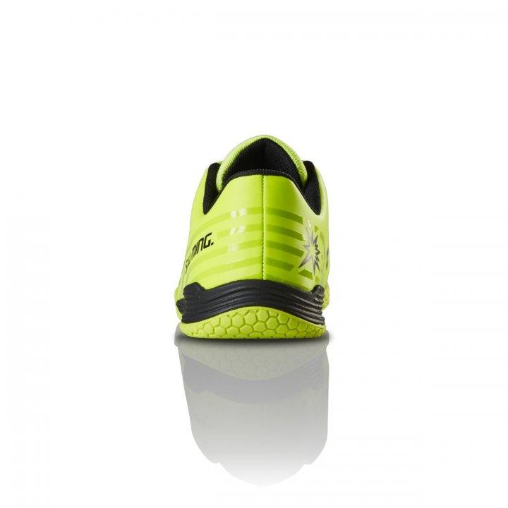Salming Spark Shoe Kid Fluo Yellow/Black 12,5 UK - 31 EUR - 19,5 cm