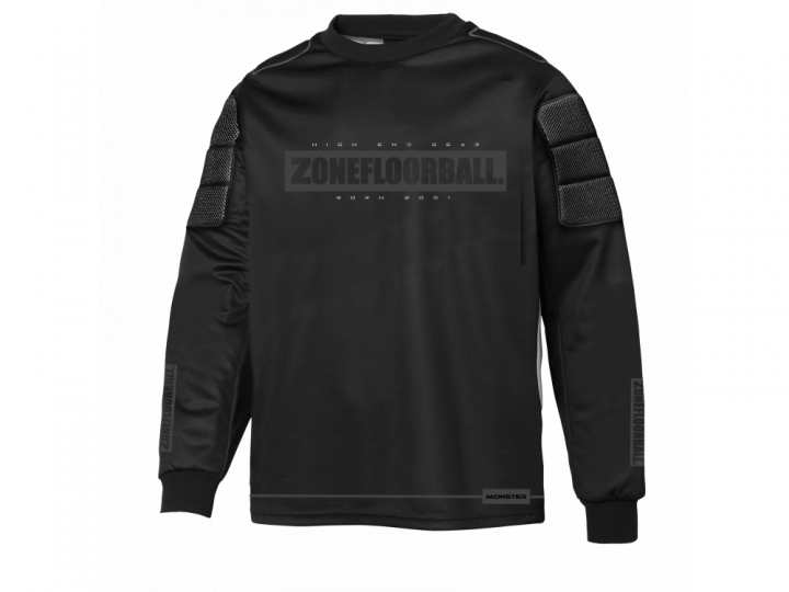 ZONE SWEATER MONSTER ALL BLACK  XS