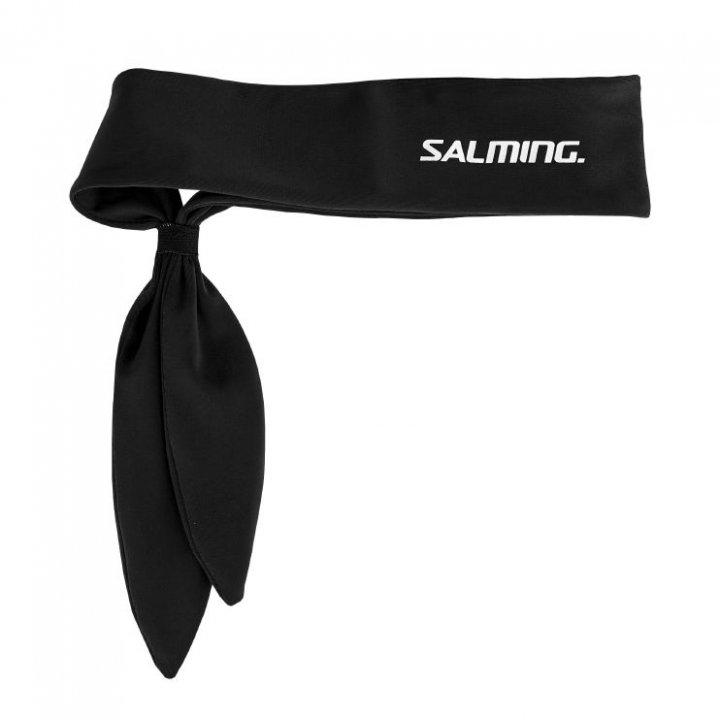 Salming Hairband Tie Black