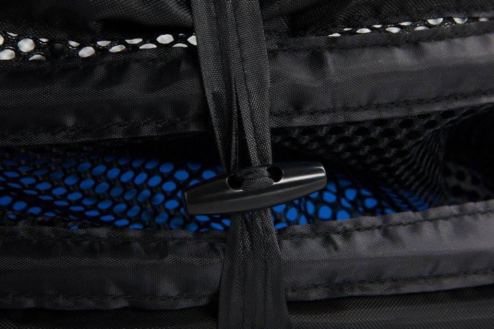 Salming Floorball Bag/Barrel Cyan/Black