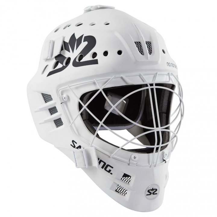 Salming Phoenix Elite Helmet White