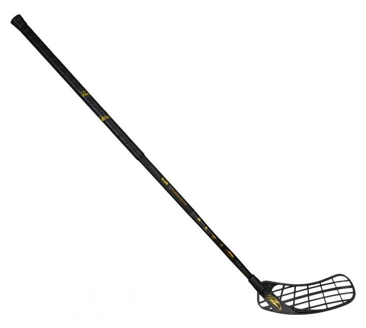 Salming Hawk KZ PowerLite RS WCEdt. JR 103 (92) cm, Levá