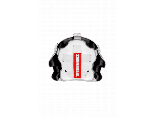 ZONE MONSTER SQUARE CAGE WHITE/RED