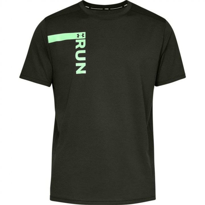 Under Armour Run Tall Graphic SS  M