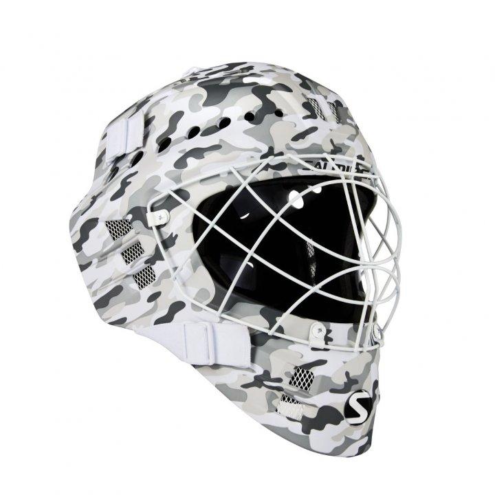 Salming Phoenix Elite Helmet Camouflage