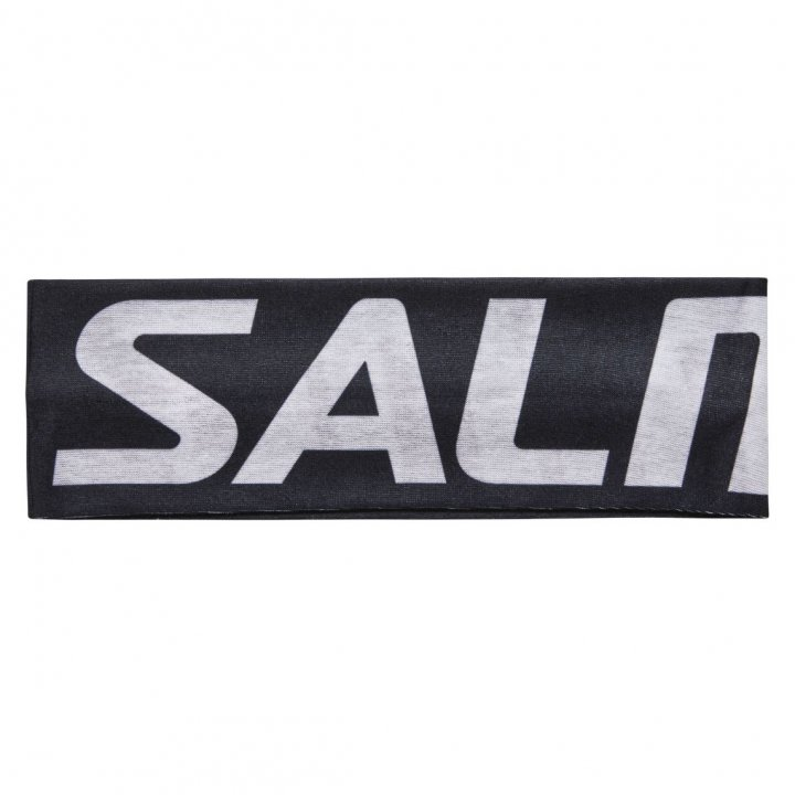 Salming Headband Black/White